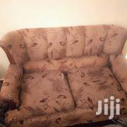2 Seated Sofa Still In Good Condition Partially Used | Furniture for sale in Kakamega, Shirere