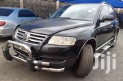 Volkswagen Touareg 2004 Black | Cars for sale in Nairobi, Karen