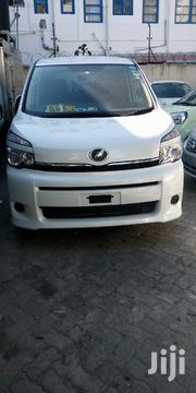 Toyota Voxy 2014 White | Cars for sale in Mombasa, Likoni