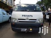Toyota Hiace 2006 White | Buses & Microbuses for sale in Nairobi, Nairobi Central