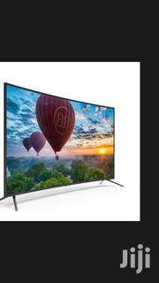 Curved Samsung Smart TV 65"