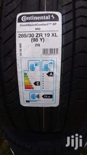 285/30/19 Continental Tyre's Is Made In South Africa   Vehicle Parts & Accessories for sale in Nairobi, Nairobi Central