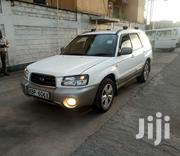 Subaru Forester 2004 Automatic White | Cars for sale in Nairobi, Nairobi Central