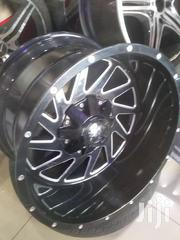20 Inch Alloy Wheels For Toyota Landcruiser Brand New | Vehicle Parts & Accessories for sale in Nairobi, Karen