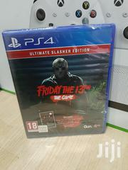 Friday The 13th Ps4, Ultimate Slasher Edition | Video Games for sale in Nairobi, Nairobi Central