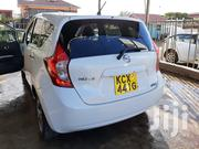 Nissan Note 2012 1.4 White | Cars for sale in Nairobi, Roysambu