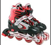 Skate Roller Shoes - Red In Colour | Sports Equipment for sale in Nairobi, Nairobi Central