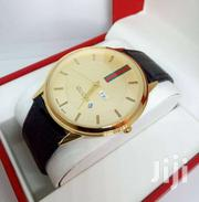 Leather Straps GUCCI Watch | Watches for sale in Nairobi, Nairobi Central