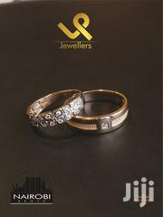 14k Rose Gold Couples Wedding Ring Bands. Bride N Groom Set | Jewelry for sale in Nairobi, Nairobi Central