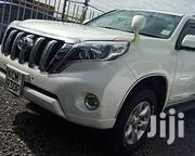 Toyota Land Cruiser Prado 2010 White | Cars for sale in Nairobi, Lavington