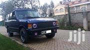 Land Rover Range Rover Vogue 1983 Blue | Cars for sale in Nairobi, Karen
