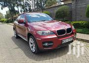 BMW X6 2008 Sports Activity Coupe Red | Cars for sale in Nairobi, Nairobi West