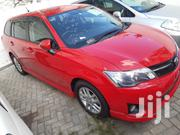 Toyota Fielder 2013 Red | Cars for sale in Mombasa, Shimanzi/Ganjoni