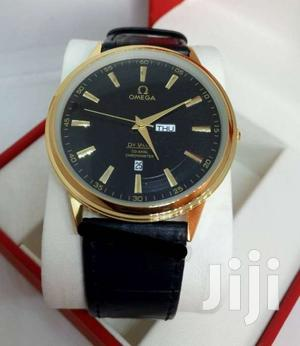 Leather Straps OMEGA Watch