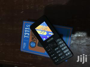 Tecno T312 512 MB Black
