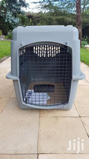 Dog Travel Crate - Airline Approved | Pet's Accessories for sale in Nakuru, Naivasha East