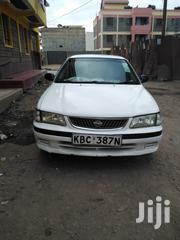 Nissan Sunny 2001 White | Cars for sale in Nairobi, Embakasi