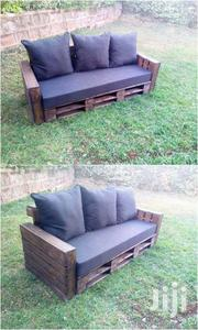 Durable Modern Quality 3 Seater Pallet Sofa | Furniture for sale in Nairobi, Ngara