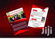 FLYERS Design | Other Services for sale in Mombasa, Mji Wa Kale/Makadara