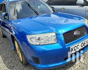 Subaru Forester 2007 Blue | Cars for sale in Nairobi, Nairobi Central