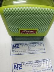 Rubber Stamp Green | Stationery for sale in Nairobi, Nairobi Central