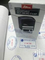 Rubber Stamp Black | Stationery for sale in Nairobi, Nairobi Central