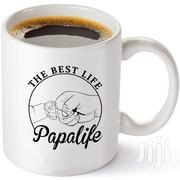 Papa Life Is The Best Life Funny Novelty Coffee Mug Gifts Tea Cup | Kitchen & Dining for sale in Nairobi, Mountain View