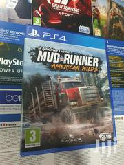 Mud Runner Ps4 Game | Video Games for sale in Nairobi, Nairobi Central