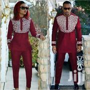 Embroidered Male/Female Shirt And Trouser | Clothing for sale in Nairobi, Nairobi Central