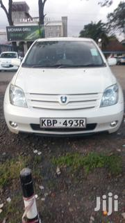 Toyota IST 2004 White | Cars for sale in Nairobi, Kilimani