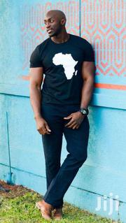 African Print Tee | Clothing for sale in Nairobi, Lower Savannah