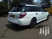 Subaru Legacy 2006 White | Cars for sale in Nairobi, Harambee