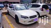 Subaru Legacy 2005 2.0 White | Cars for sale in Nairobi, Westlands