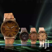 Fashion Classic Wooden Fashion Quartz Watch -brown | Watches for sale in Nairobi, Nairobi Central