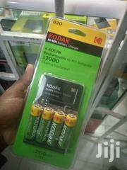 Kodak K620-EC AA Size Rechargeable Battery And Adapter Charger | Accessories & Supplies for Electronics for sale in Nairobi, Nairobi Central