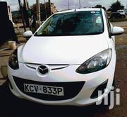 Mazda Demio 2012 White | Cars for sale in Nairobi, Komarock