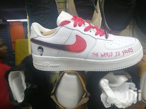 Airforce 1 The World Is Yours