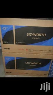 Skyworth 43inch Smart Android With Warranty | TV & DVD Equipment for sale in Nairobi, Nairobi Central