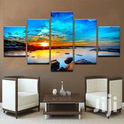 Framed Canvas Painting | Home Accessories for sale in Nairobi, Karen