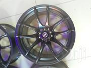 18 Inch Offset Alloy Wheels For Subaru And Toyota | Vehicle Parts & Accessories for sale in Nairobi, Karen