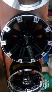 Ranger/Warrior L200/Fortuner Rims Set Size 18' | Vehicle Parts & Accessories for sale in Nairobi, Nairobi Central