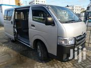 Toyota Hiace 2013 Gray | Buses & Microbuses for sale in Mombasa, Tudor