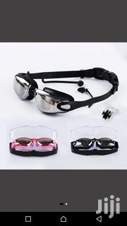 Swimming Goggles+Nose Clips | Sports Equipment for sale in Mombasa, Likoni