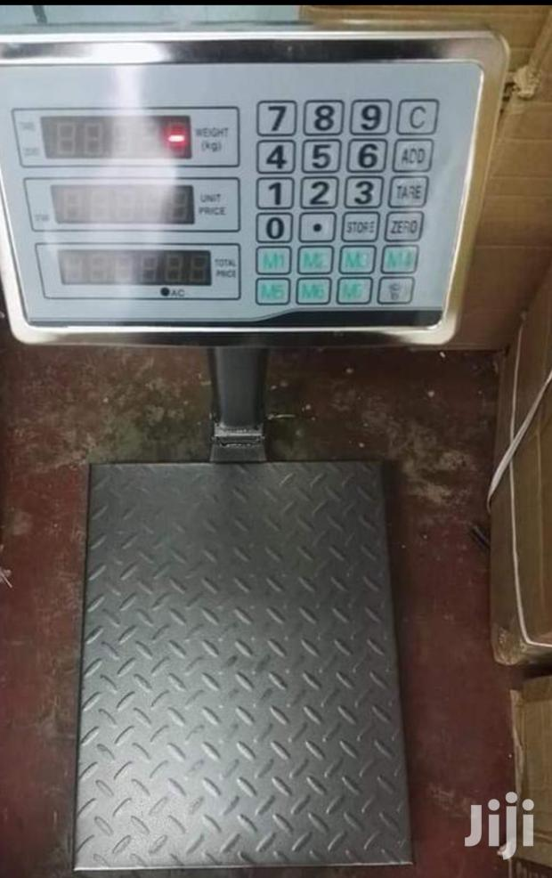 Quality Platform Weighing Scale