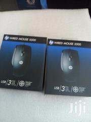 HP Wired Mouse X500 | Computer Accessories  for sale in Nairobi, Nairobi Central