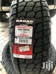 245/70/16 Radar Tyre's Is Made In Thailand | Vehicle Parts & Accessories for sale in Nairobi, Nairobi Central
