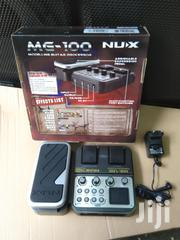 Guitar Processor Effect Pedal Mg 100 | Musical Instruments & Gear for sale in Nairobi, Nairobi Central
