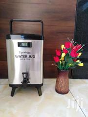 7.7 Ltrs Stainless Steel Heavy-duty Water Jug | Plumbing & Water Supply for sale in Nairobi, Parklands/Highridge