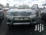 New Toyota Fortuner 2012 Silver | Cars for sale in Nairobi, Ngara