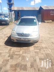 Toyota Fielder 2003 Silver | Cars for sale in Kiambu, Township E